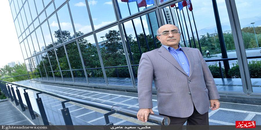 کمیجانی رئیس کل بانک مرکزی